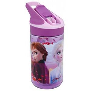 Botella Tritan con bebedor 480 ml de Frozen cantimplora Elsa anna olaf colegio