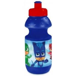 Botella Cantimplora Pj masks con bebedor Sport Azul 400ml