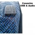 Mochila Unkeeper gaming para portatil con usb adaptable a Carro acolchada Grande