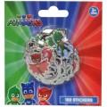 100 Stickers Pegatinas de Pj Masks a todo color y brillantes pequeños pjmasks
