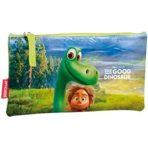 Estuche con cremallera de el buen dinosaurio Verde the good dinosaur portatodo