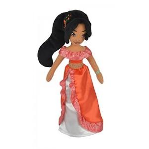 Peluche de Elena de Avalor de 25 cm vestido brillante princesa Disney
