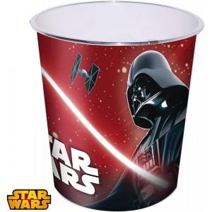 Papelera Star Wars 25 cm cubo para basura habitacion Darth Vader