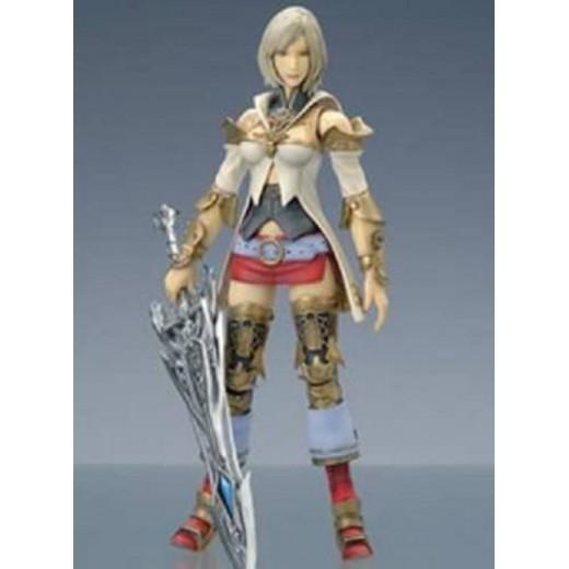 Figura de Ashe articulada de Final Fantasy XII Square Enix 18cm