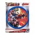 Reloj de pared infantil vengadores Marvel avengers hulk iron-ma thor dormitorio