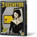 Juego de cartas 3 Secretos baraja juego de mesa