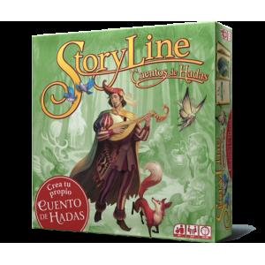 Juego de cartas Storyline cuentos de hadas crea una historia juego de mesa