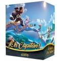 Juego de cartas ¡ Oh Capitán ! juego de mesa divertido Deducción e Investigación