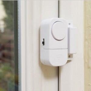 Alarma para puertas y ventanas mini alarma de seguridad para casa antirobo