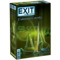 Juego de Mesa Exit El juego Scape room El Laboratorio Secreto sala de escape