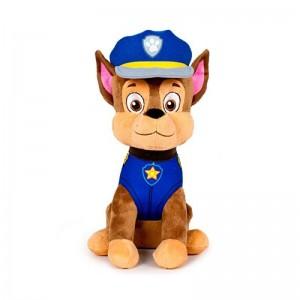 Peluche de Chase perrito de la patrulla canina perro policía 28 cm