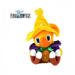 Mini Peluche de Chocobo difraz de Mago Final Fantasy 15 cm