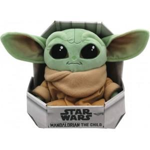 Peluche de Star Wars baby Yoda original 25 cm Mandalorian muñeco Starwars caja