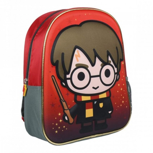 Mochila de Harry Potter 3D EVA 31 cms para colegio Nueva