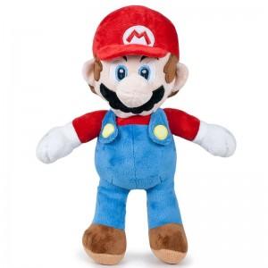 Peluche de Super Mario Bros 35 cms muy Grande muñeco de mario Bross Figura